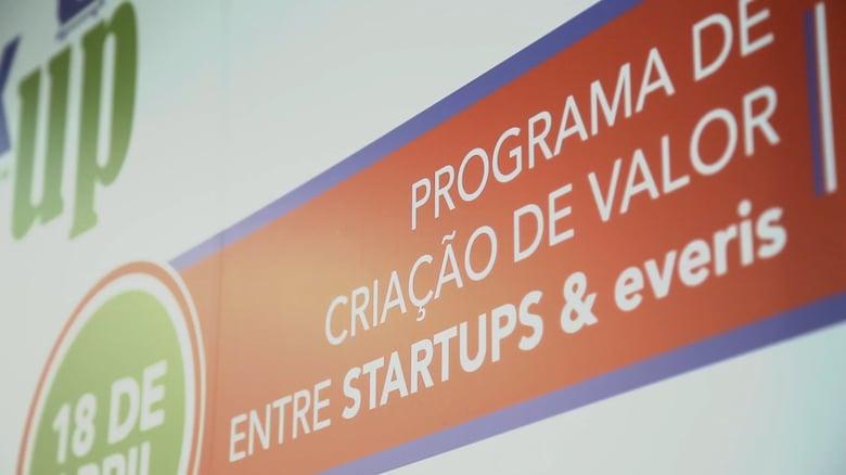 Visor.ai was distinguished by everis on entrepreneurship