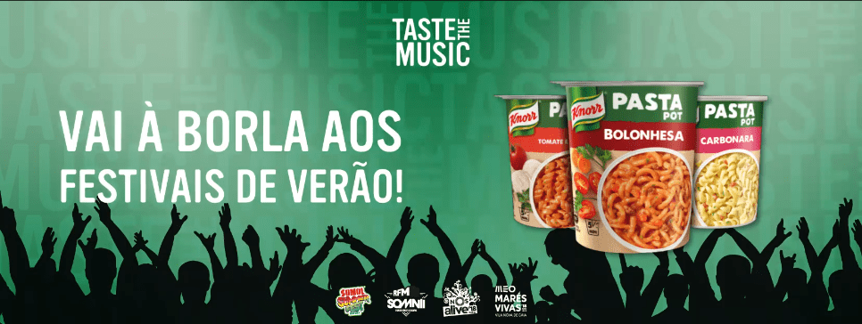Knorr® Portugal just launched a Marketing Chatbot!