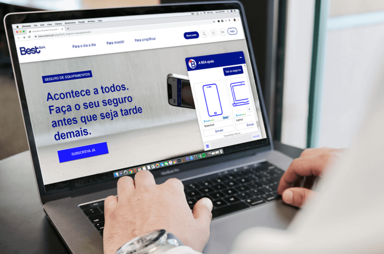 Banco Best and Simplesurance Launch a Unique Product through Chatbot